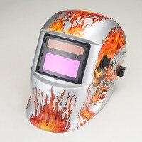 Solar Auto Powered Darkening Welders Arc Tig Mig Grinding Welding Mask Helmet Welder Cap Welding Lens
