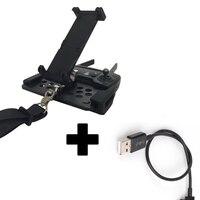DJI Mavic Pro Accessoires Tablet Telefoon Mount Houder met Usb kabel voor Iphone 8/7/7 Plus/ 6 Plus/6 en Ipad-in Afstandsbediening van Consumentenelektronica op
