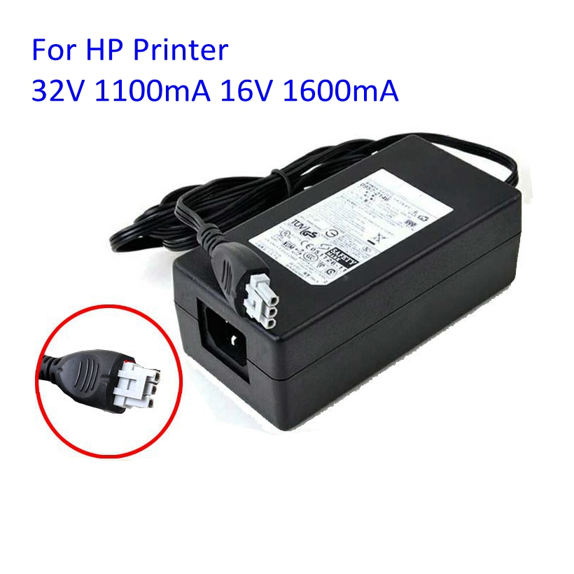 AC Adapter Power Supply Charger Cord For HP PSC Officejet 1410 1410xi Printer