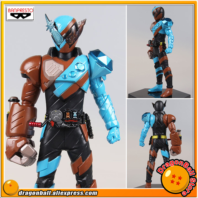 """Японское аниме """"Kamen Rider BUILD"""" оригинальная коллекция Banpresto DXF фигурка в масках Rider BUILD Gorilla Mond Form"""
