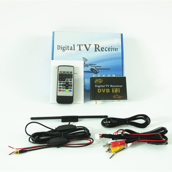 DVB-T2 Digital TV Receiver M-689
