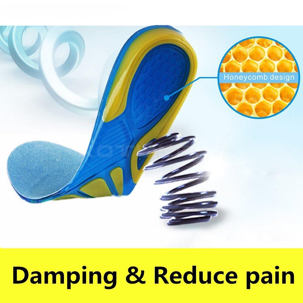 ELEFT Siliconen gel inlegzolen comfortabele schoen inlegzolen - Schoenaccessoires - Foto 3