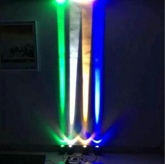 1 15 watt ein lichtstrahl cree led strahler lampe. Black Bedroom Furniture Sets. Home Design Ideas