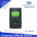 Free Shipping Trigger SHANNY SN910TX 2.4G trigger for SN910EX-RF flash for Nikon