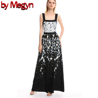 04be49a2b7ed By Megyn 2019 Print Long Beach Floral Maxi Dress. Da Megyn 2019 stampa di  long beach maxi vestito floreale