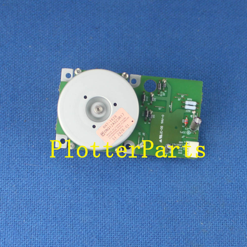 RH7-1628-000CN Fusing motor assembly for the HP Color LaserJet 2840/2820/2550 printer parts