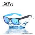 20/20 marca new flotante flotante gafas de sol para mujeres de los hombres gafas de sol polarizadas masculinas gafas de viaje tpx004
