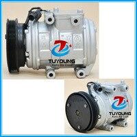 10PA17C auto klimaanlage kompressor für KIA Carens II (FJ) 2 0 0K2FX61450 16150-22600