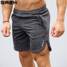 Summer Hot-Selling mens shorts Calf-Length Fitness Bodybuild