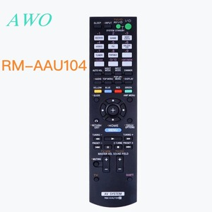 Image 2 - เปลี่ยนรีโมทคอนโทรล Controller สำหรับ Sony RM AAU104 RM AAU105 RM AAU106 RM AAU107 STR DH520 STR DN610 STR DH710 STR DH720