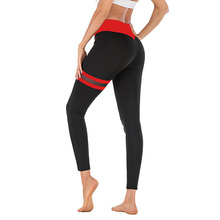 BINTUOSHI Women Athletic Fitness Leggings Stretchy High Waist Gym Sport Tights Yoga Pants Running pants