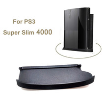 Skid Proof Console Vertical Stand Voor Sony Playstation Super Slim 4000 Console Game Standhouder Plastic Base Voor PS3 Slanke 4000(China)