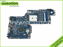 laptop motherboard for toshiba satellite L875D H000043850 AMD A-series cpu AMD 218-0755097 DDR3