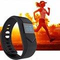 2017 Sport Smart Bracelet Wristband Smart Watch Bluetooth 4.0 Waterproof Sleep Monitor Calls SMS Alert Heart Rate Blood Pressure