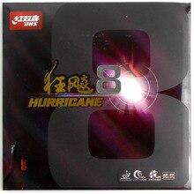 DHS ураган 8 Hurricane8 пунктов в настольный теннис резиновые с губкой пинг-понга Резина