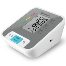 Home Health Portable LCD digital Upper Arm Blood Pressure Monitor