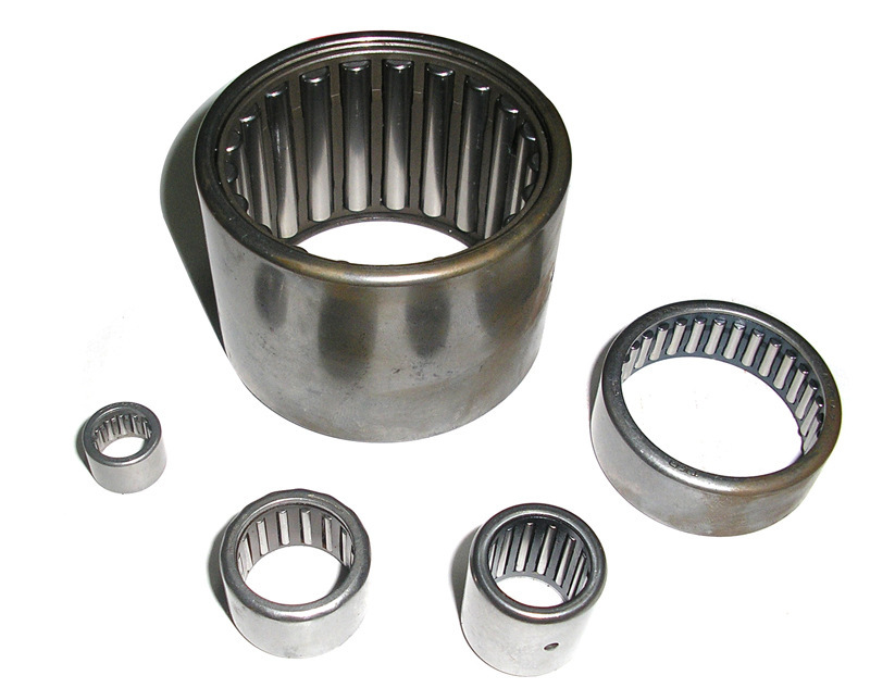 <font><b>HK1010</b></font> RS Drawn cup Needle roller bearings open end with seal the size of 10*14*10mm image