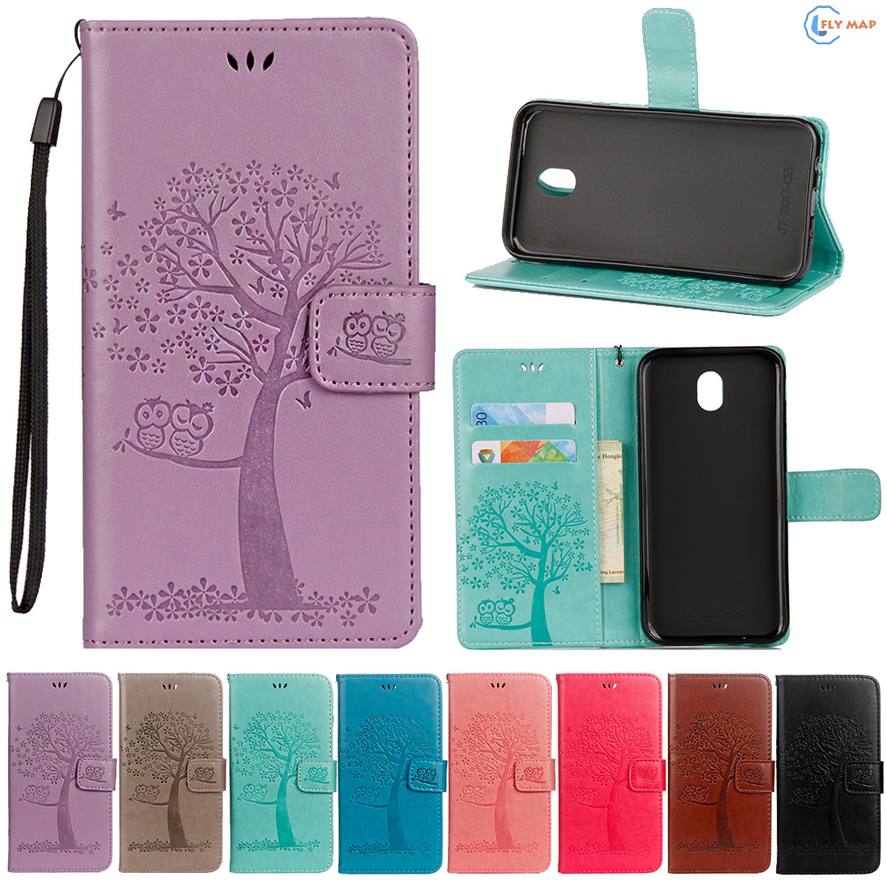 flip coque for samsung galaxy j3 2017 wallet case phone leather cover for samsung j 3 2017 sm