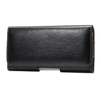 YIANG Genuine Leather Fanny Packs Men S Leather Bags Fashion Belt Clip Mobile Phone Bags Pouch