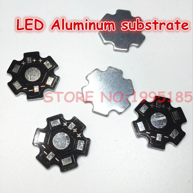 3w led beads heat sink aluminum base