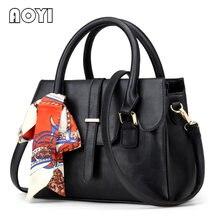 AOYI 2017 Spring Summer New Female Bag Scarf Decoration Handbags Fashion Retro Wild Shoulder Messenger Bag for Women