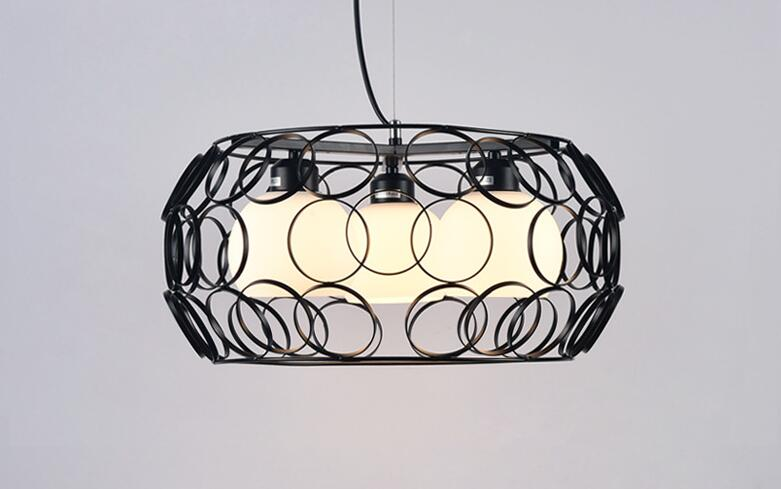 Nordic chandelier European style Glass art chandelier bedroom chandelier restaurant warm bird restaurant lighting WPL231 european rural bird marble hemp rope chandelier cafe restaurant corridor balcony chandelier size 33 38cm e27 ac110 240v