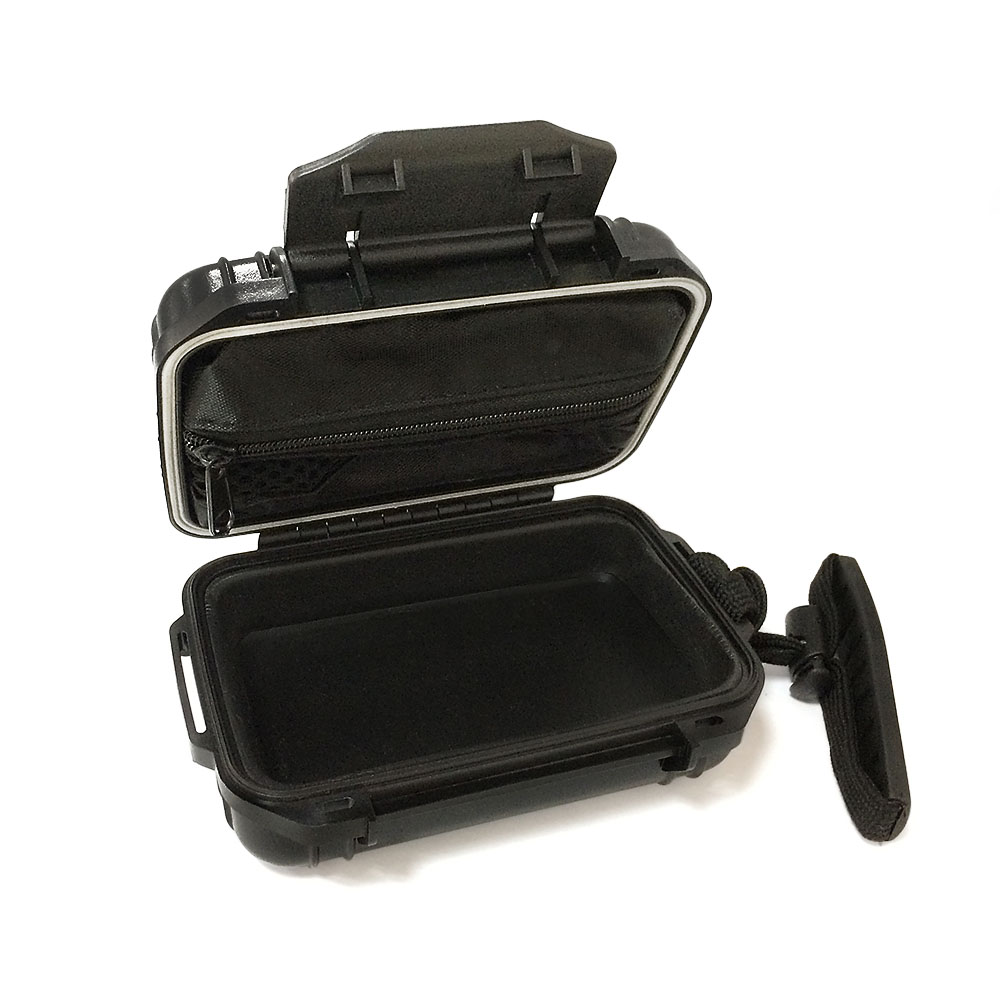 IEM Hard Case Waterproof In Ear Monitor Earphone Case Storage Protective Portable Box