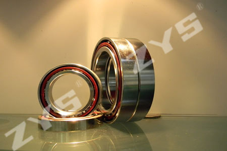 ZYS precision high-speed spindle bearings 7006C/P4 7006 30mmX55mmX13mm ABEC-7 CNC Angular contact ball bearings