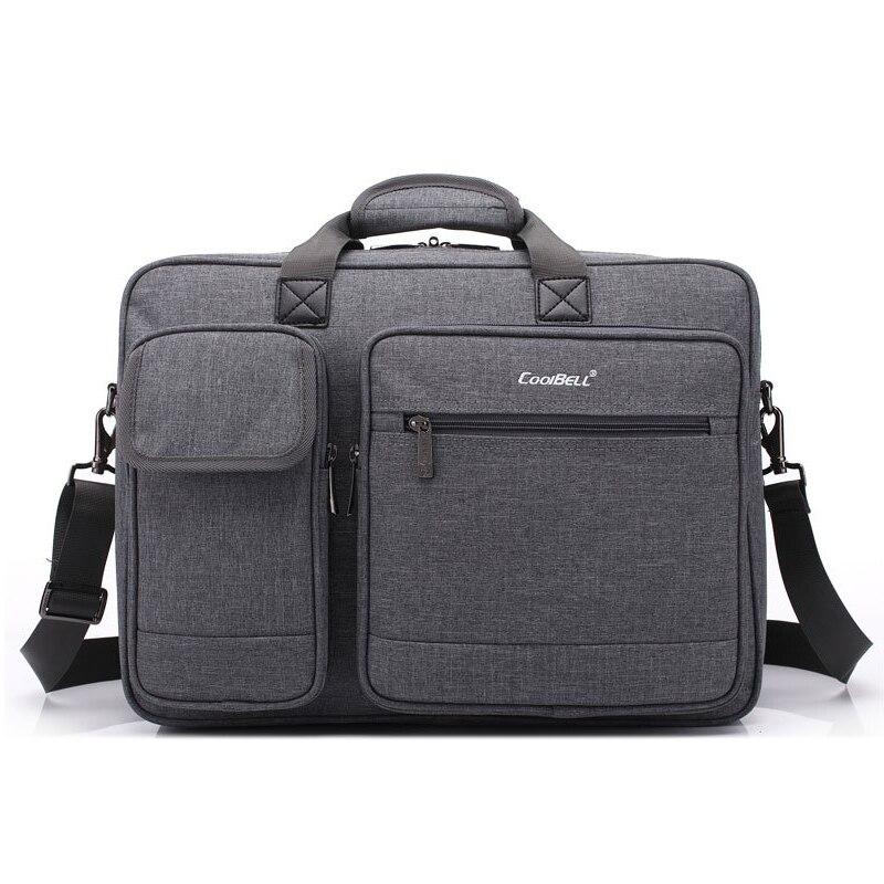 2018 sac à main portable à bandoulière en Nylon pour macbook pro 15 17 17.3 Retina 15.4 15.6 pochette d'ordinateur 14 sac à dos pour ordinateur portable
