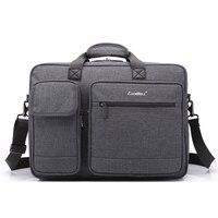 2018 hot Nylon messenger Shoulder portable handbag For macbook pro 15 17 17.3 Retina 15.4 15.6 Laptop bag 14 Notebook backpack