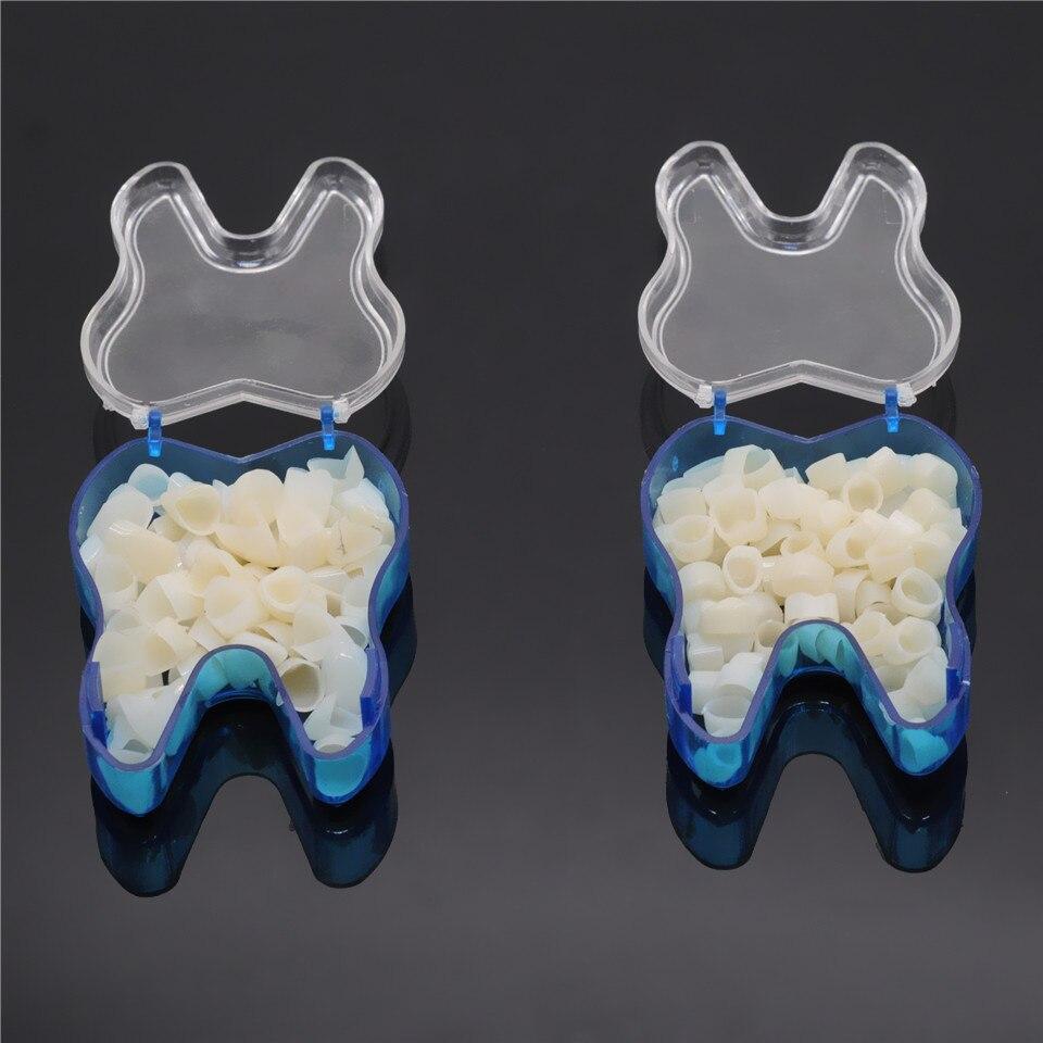 Dental Personal Oral Hygiene Temporary Crown Anterior Teeth / Molar Teeth For Lab Supplies