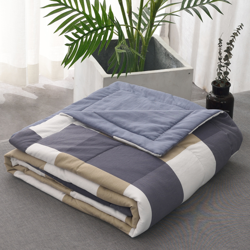 Washable Cotton Single And Double Summer Quilt Air Conditioning Quilt Cotton Wholesale Student Dormitory Summer Thin Quilt SpeciWashable Cotton Single And Double Summer Quilt Air Conditioning Quilt Cotton Wholesale Student Dormitory Summer Thin Quilt Speci