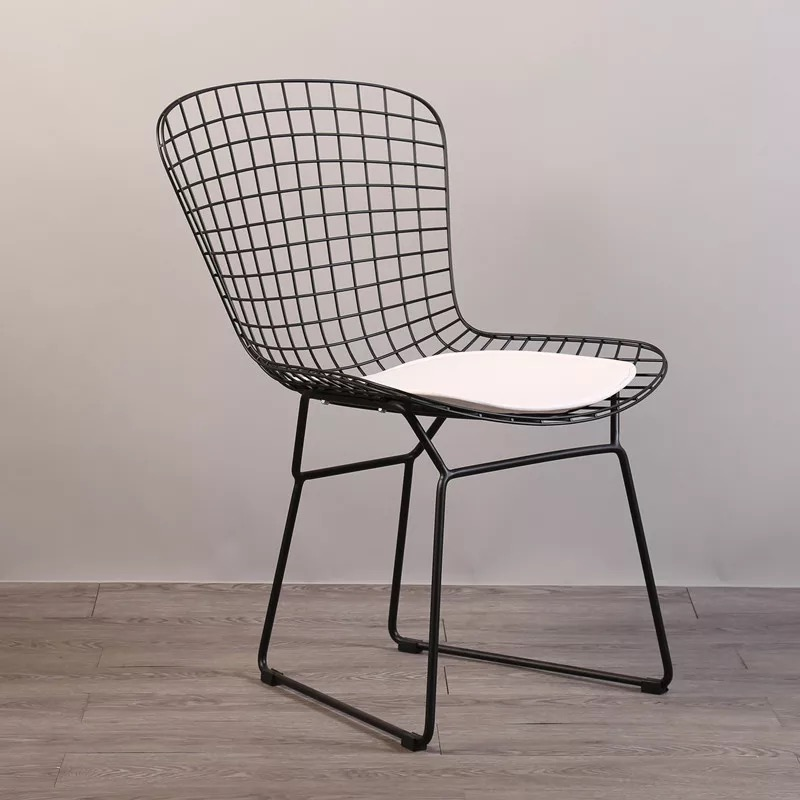 Bertoia Side Chair Used Spandex Covers Free Shipping U Best Modern Contemporary Wire For Dining Room Lucy Aliexpress Com Imall