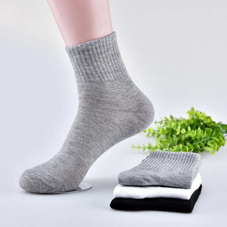 Solid Mesh Men's Socks Invisible Ankle Socks Men Summer Breathable Thin Boat Socks Size EUR 38-43 Cheap Price