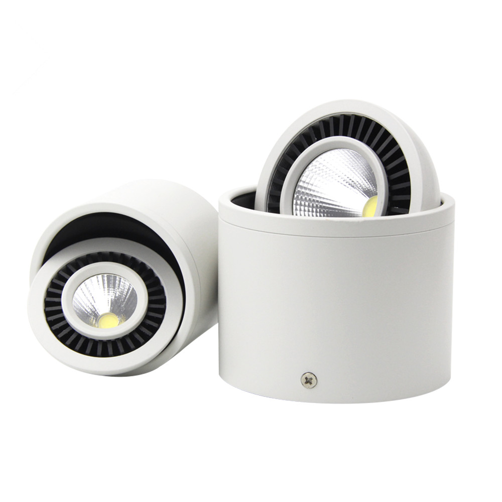 Downlights Dimmable 5W 7W 9W 15W Surface Mounted (6)