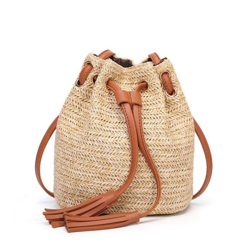 OCARDIAN 2019 Leisure Women Handbag Messenger Bags Solid Straw Shoulder Bag Lady Crossbody Mini Bag Female Bags Drop Ship 95118 Сумка