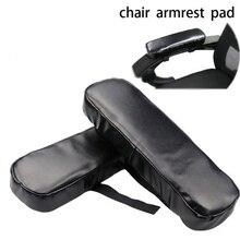 2 sztuk miękkie krzesło podłokietnik klocki łokieć poduszki klocki ramię podtrzymujące poduszka podróżna na krzesło do biura domowego wystrój łokieć ulga protector