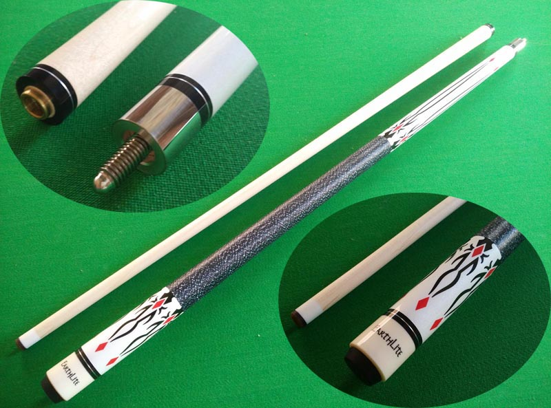 free shipping new design fury billiard pool cue stick 13mm tip size 12 center