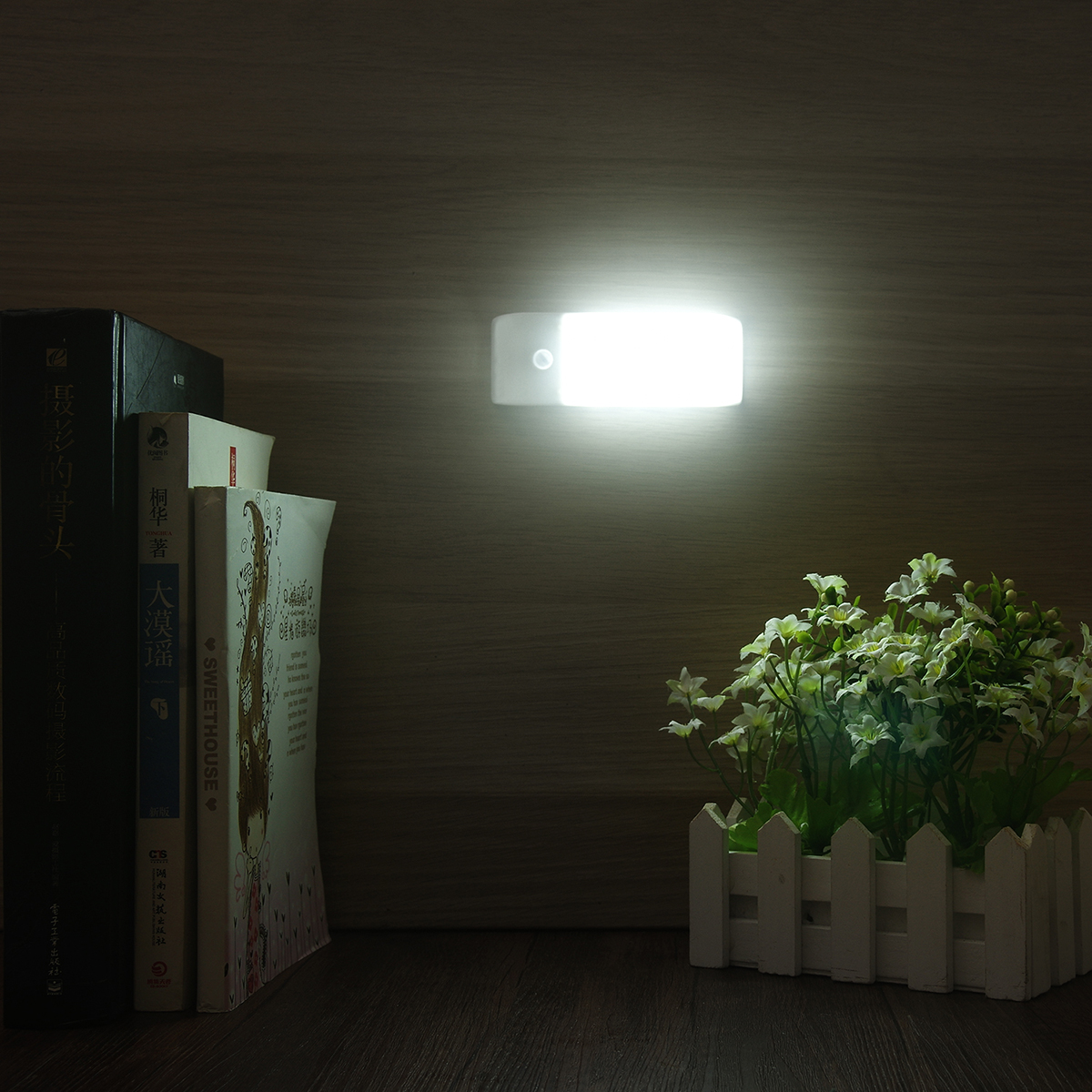 Luzes da Noite qualquer lugar para seguro tronco Current : 600 ma