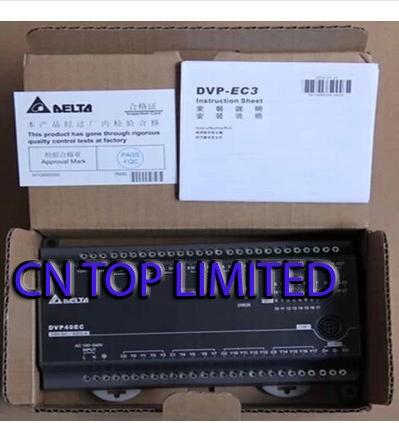DVP30EC00T3 Delta EC3 Series Standard PLC DI 18 DO 12 Transistor 100-240VAC new in box набор bosch дрель аккумуляторная gsb 18 v ec 0 601 9e9 100 адаптер gaa 18v 24