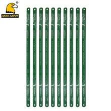 12 /300mm Single Blade Sägeblatt Hacksaw 14T/18T/24T Zähne Universal hand Säge Für Holz Metall Hand Werkzeuge 10 stücke