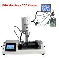 LY 5250 мобильный iPhone материнская плата BGA паяльная станция Чип ремонт реболлинга комплект машина с CCD Камера для дополнительного