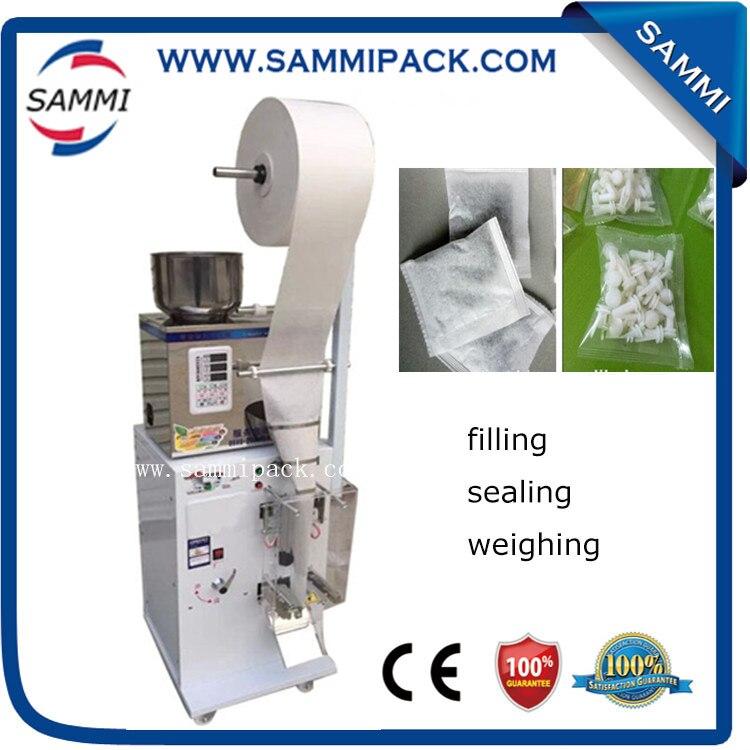 220V/110V Automatic tea bag filling and sealing machine SMFZ-70 for powder and granule