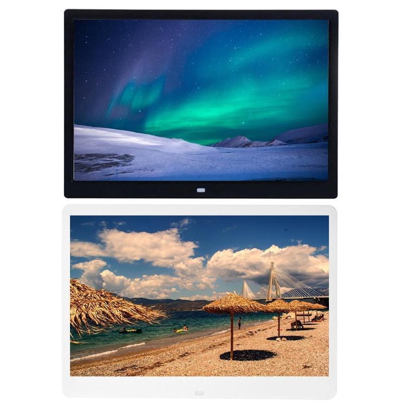 14 Inch Digital Photo Frame 1280X800 LED Electronic Album Picture Player US14 Inch Digital Photo Frame 1280X800 LED Electronic Album Picture Player US