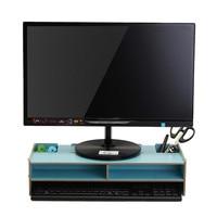 S SKYEE For Notebook TV New Desktop Monitor Stand Computer Screen Riser Wood Shelf Plinth Laptop Firm Strong Laptop Stand Holder