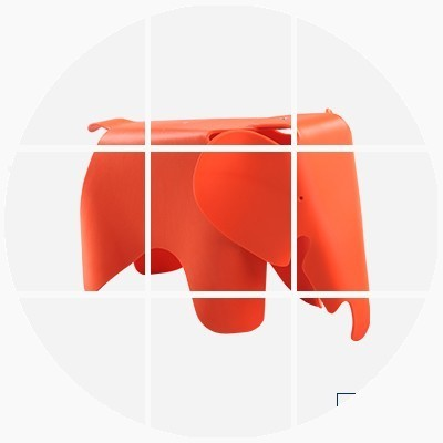 Bathroom Plastic Stool Green Pink Red Orange Ect Color Household Elephant  Stool Children Toy Garden Party Chair