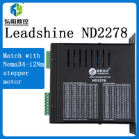 Leadshine ND2278 original driver for 86 frame stepper motor cnc router using for cnc machine
