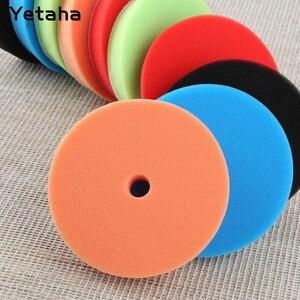 Image 4 - Yetaha 5Pcs 6inch 150mm Car Polishing Buffing Sponge Pads Set Car Wash For Car Polisher Cleaning Detailing Polishing Tool
