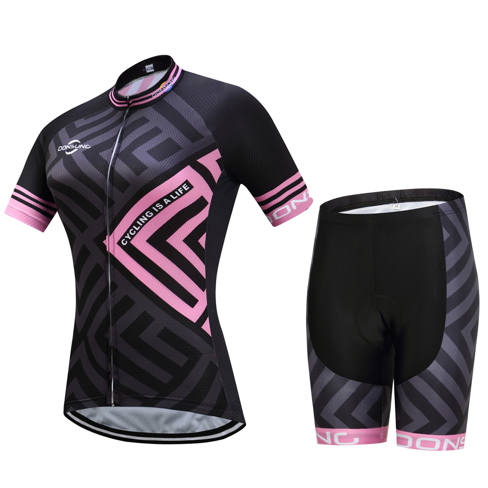 Breathable Cycling Jersey Sets Summer MTB Road Mountain Bike Bicycle Clothing Wear Quick Dry Short Sleeves Maillot Ropa Ciclismo