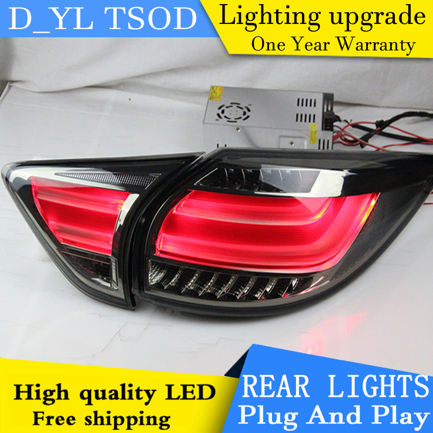 D YL Car Styling for Mazda CX 5 Taillights 2011 2015 CX5 LED Tail Lamp New